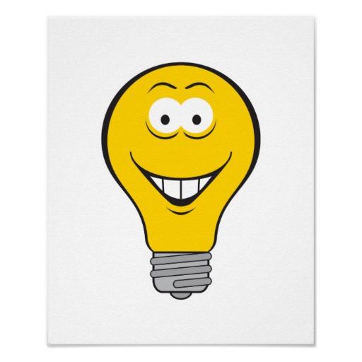 Light bulb momen t
