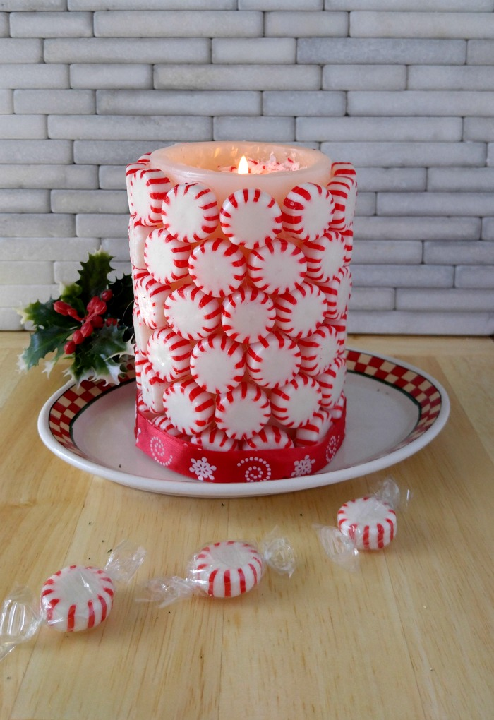 Burning the Peppermint Candle