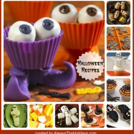 10 Favorite Halloween Recipes