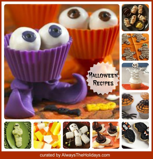 10 Favorite Halloween Recipes