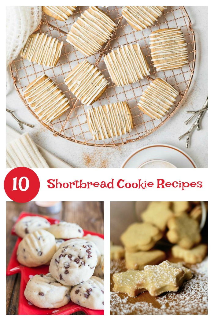 10 tasty shortbread cookie recipe to tempt your sweet tooth