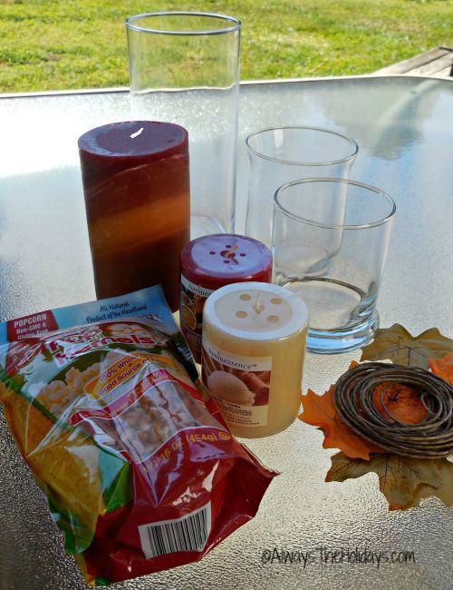 supplies for table decoration