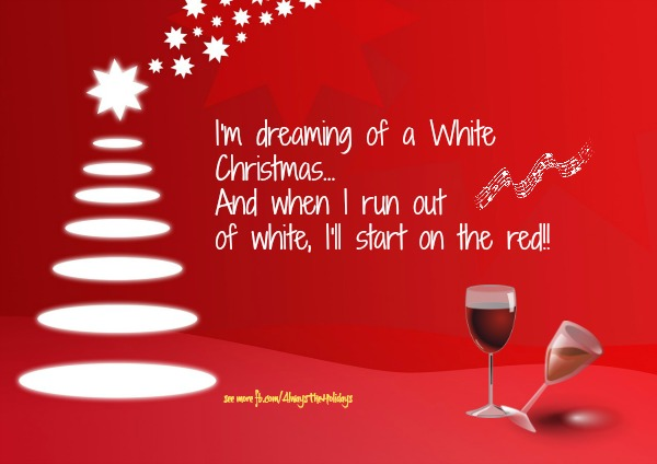 I'm dreaming of a white Christmas - see more Christmas graphics - alwaystheholidays.com/christmas-quotes-and-graphics