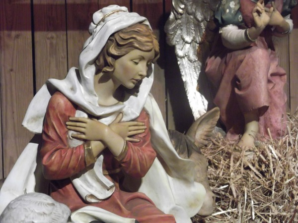 Nativity Scene Listen to Franceso