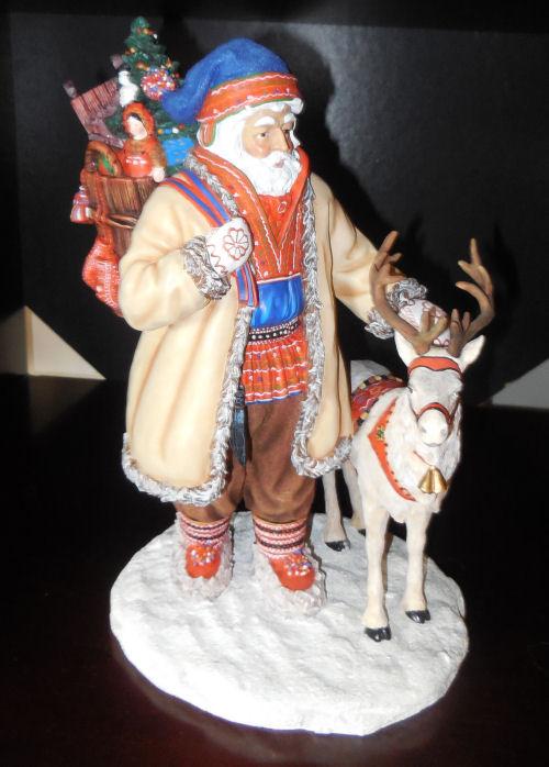 Santa Claus Nordic style