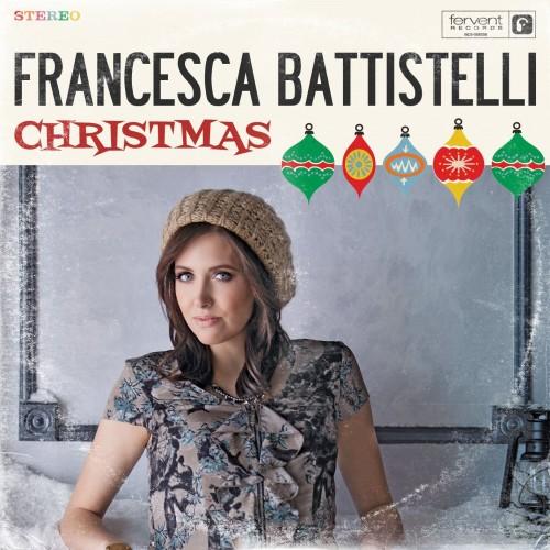 Francesca Battistelli sings Christmas Music