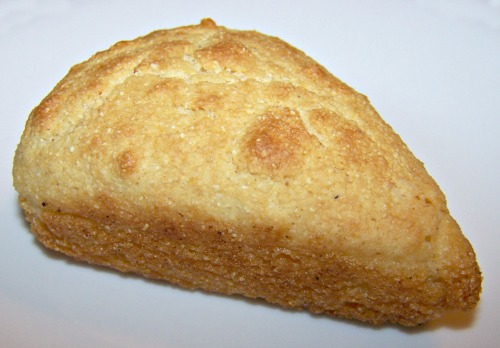 Corn bread is considered a lucky food for new years