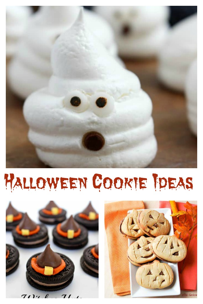 These Halloween cookie ideas are sure to be the hit at your Halloween cookie exchange. Get some tips for hosting this party.