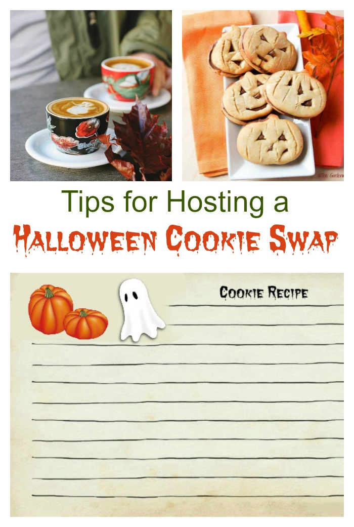 These tips for hosting a Halloween cookie exchange will help you plan the best cookie swap yet.