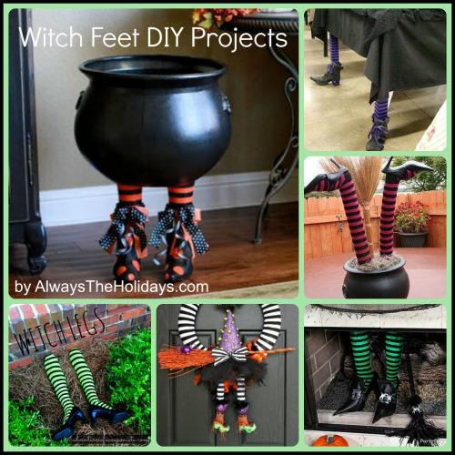 witch-feet
