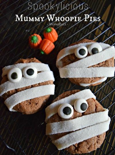 Mummy whoopie pies from adventuresofmel.com