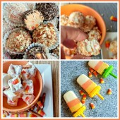 20! of my favorite candy corn recipes