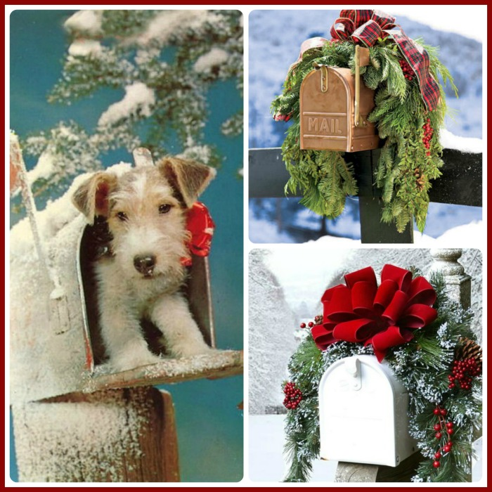 christmas mailbox decoration ideas - Rainforest Islands Ferry