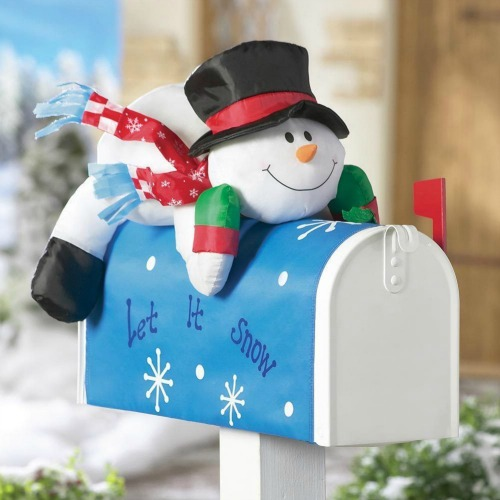 http://www.ebay.com/itm/Winter-Yard-Decor-Snowman-Mailbox-Cover-Stuffable-Super-Cute-/301783232189?hash=item4643aeaebd:g:zgYAAOSwT5tWMzt-