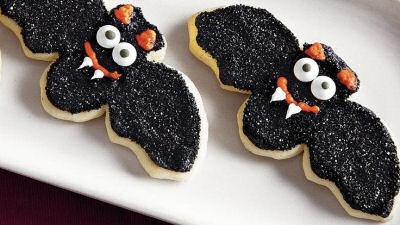 Batty Sugar Cookies from pillsbury.com
