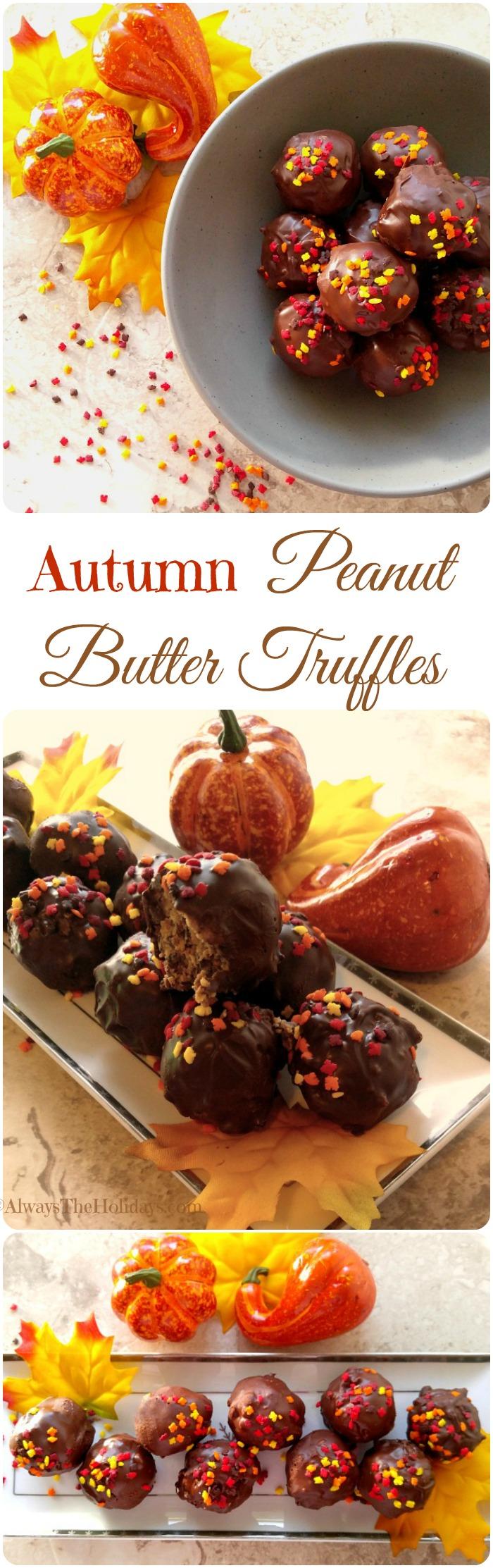 Autumn truffle