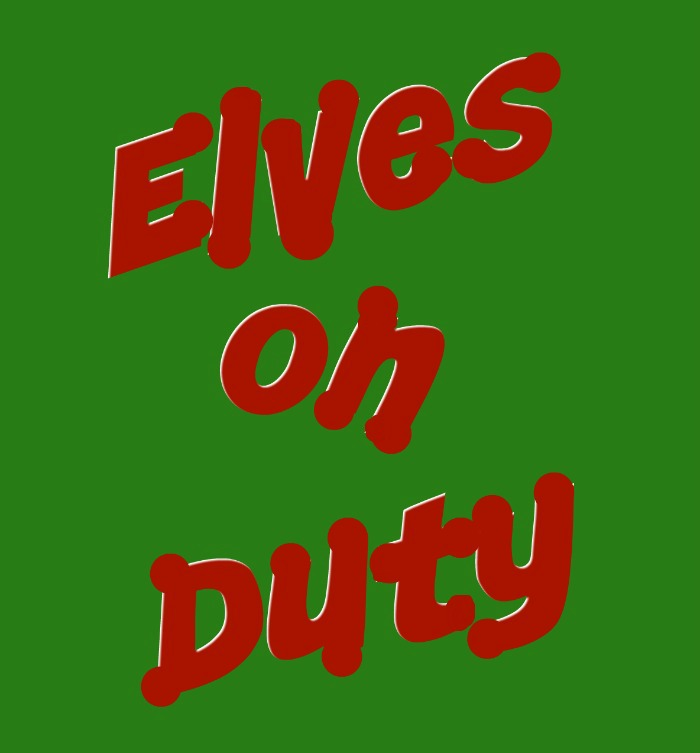 Elves on Duty Pattern