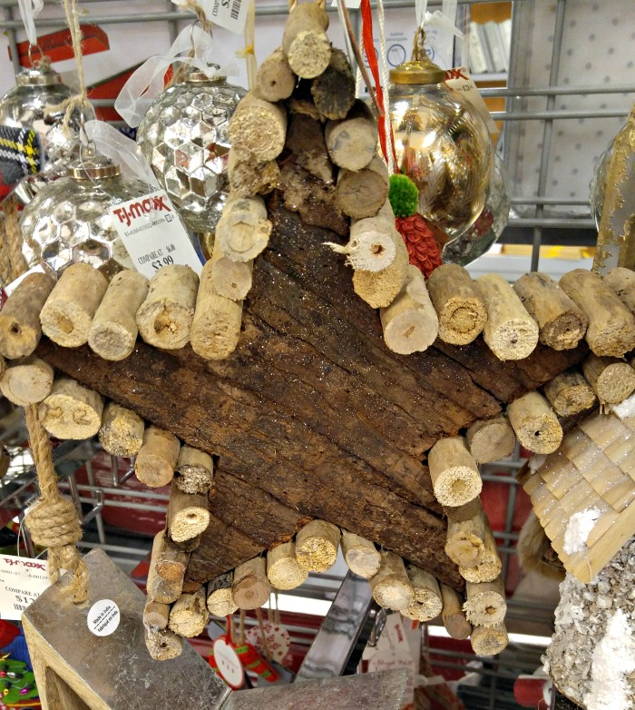 Inspiration for my Rustic cork Christmas Star