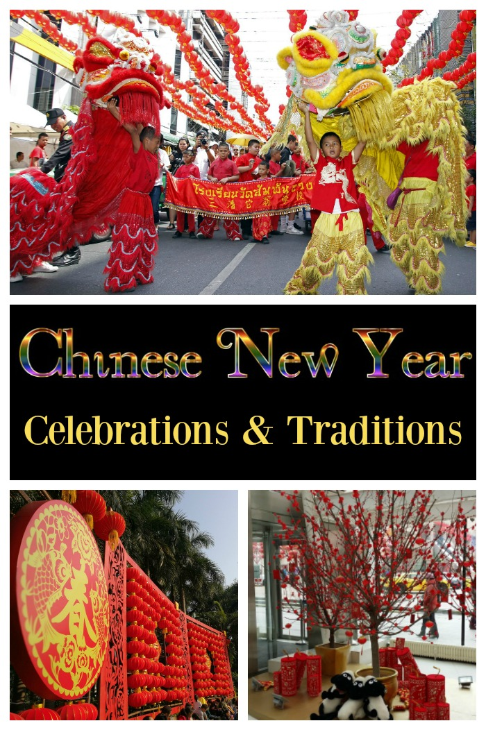 Chinese New Year Celebrations and Traditions