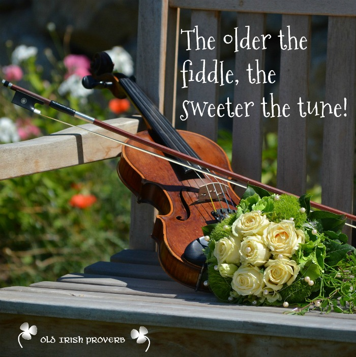 Old Fiddler Quote