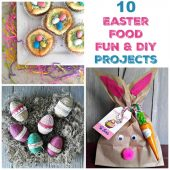 Easter, Food, Fun and DIY