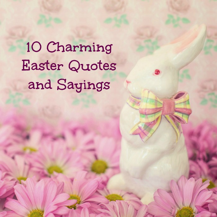 Easter Fun With DIY Projects, Home Decor & Recipes