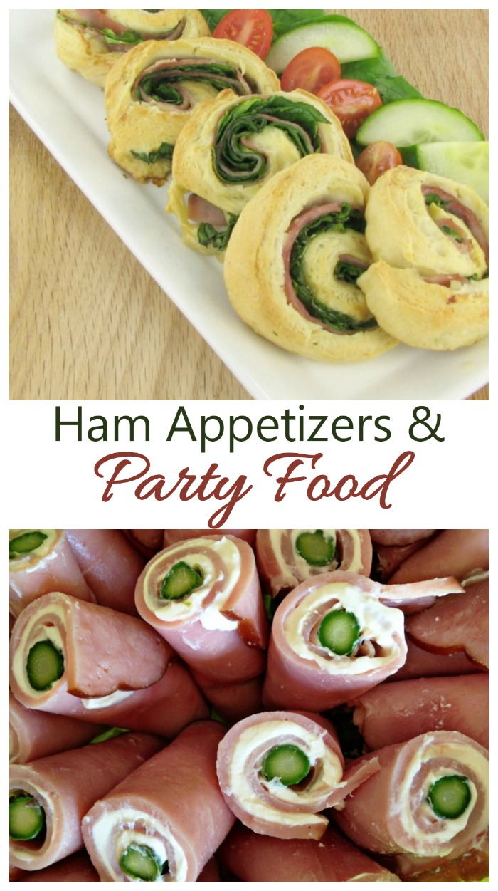 Ham Appetizer Recipes