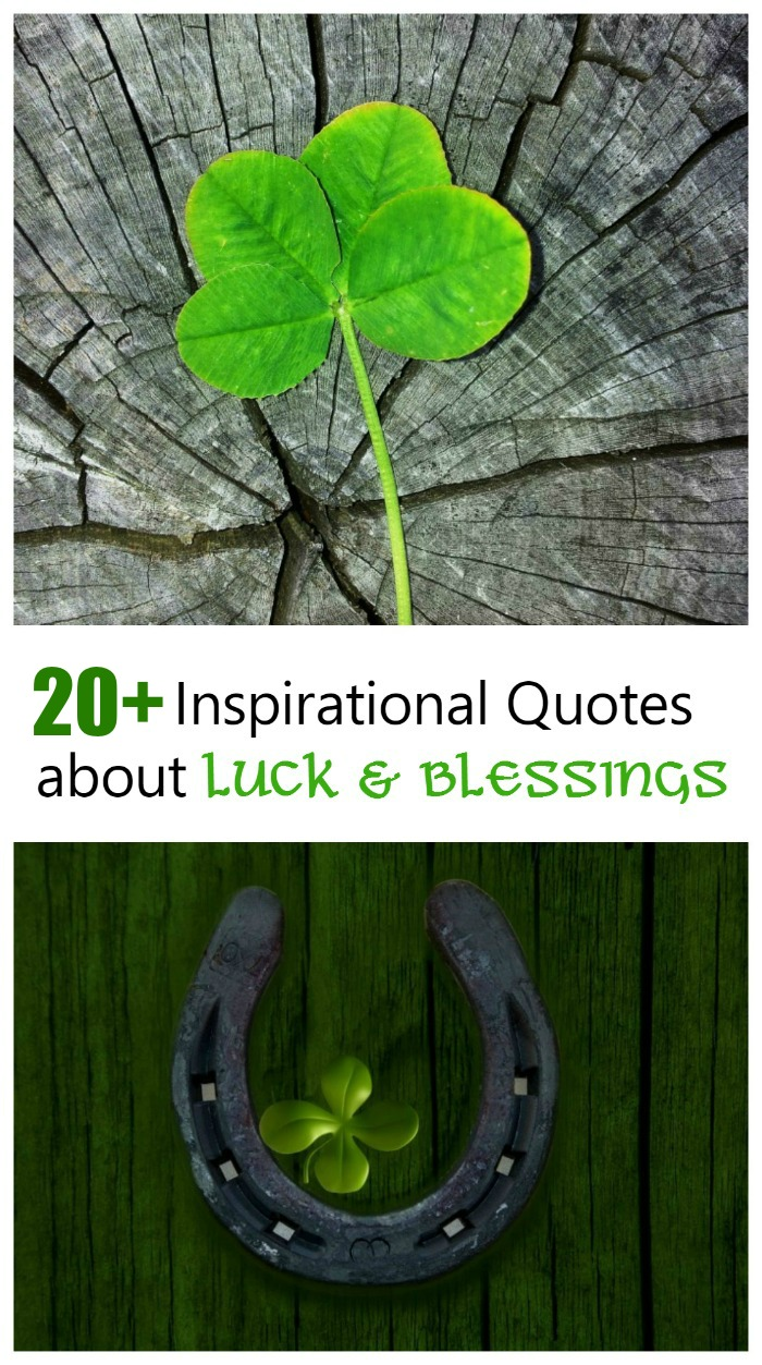 More than 20 sayings and quotes about St. Patrick's Day - luck, blessings, friendship