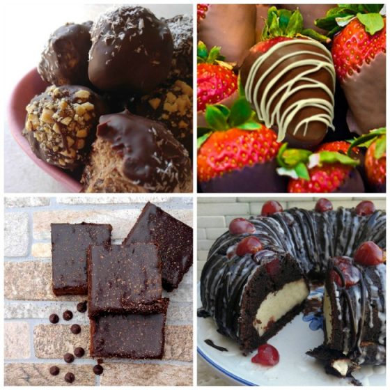 Celebrate chocolate covered cashew day with these Chocolate Covered Recipes