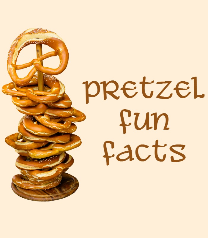 It's National Pretzel Day. Enjoy these fun pretzel facts.