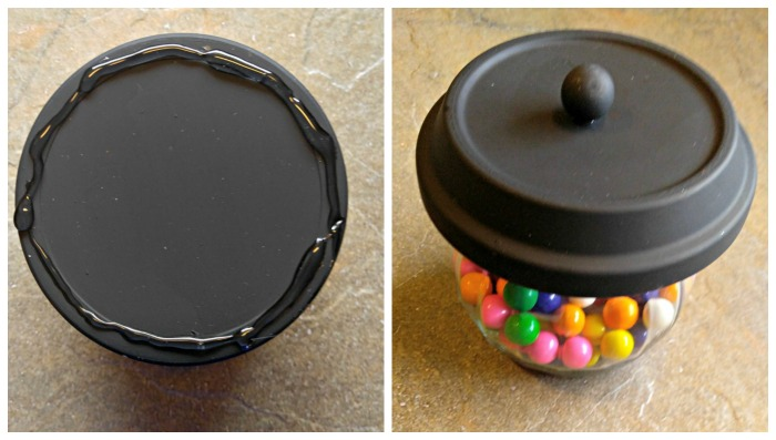 Making the jar lid