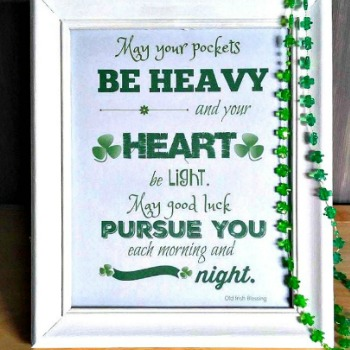 St. Patrick's Day DIY category