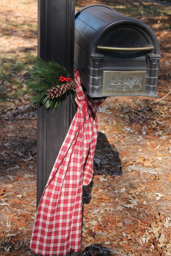 Easy Mailbox decorations