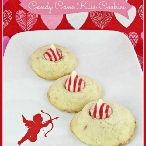Valentine S Day Kiss Cookies Sweetheart Peppermint Cookie Recipe