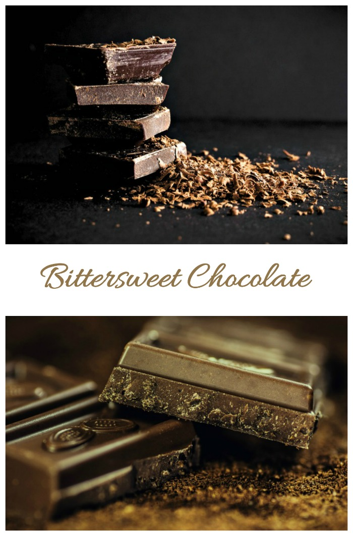 January 10 is National Bittersweet Chocolate Day. Get the facts on this chocolate and some tasty recipes. #bittersweetchocolate