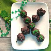 St. Patrick's Day Truffles