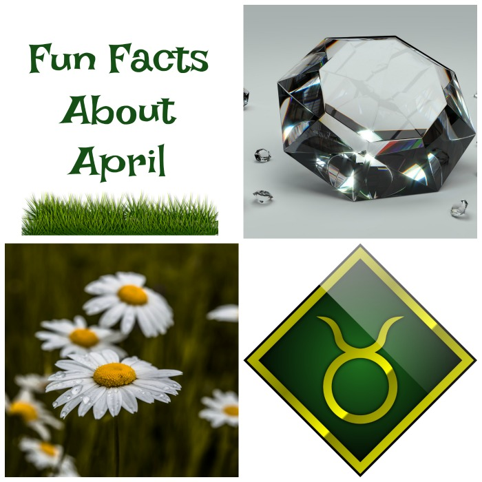Fun Facts About April