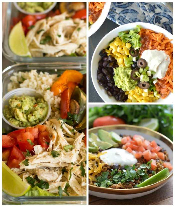If you love the taste of burritos but don't want the carbs, try a burrito breakfast bowl recipe