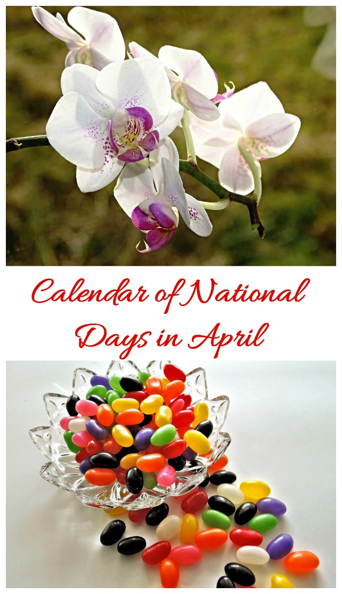 April National Days