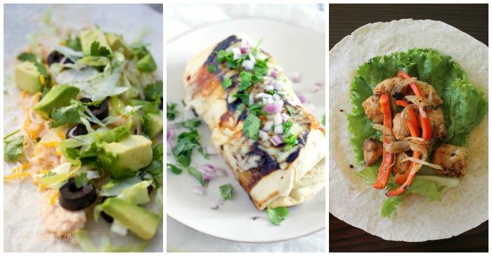 It's chicken burrito recipe time