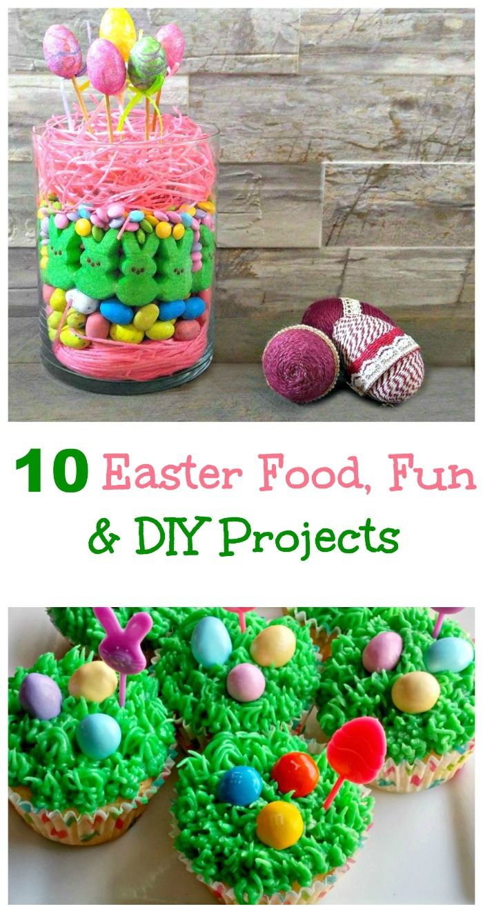 10 Easter recipes and projects