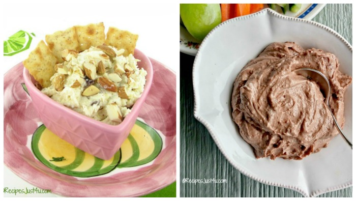 Fruity party dips