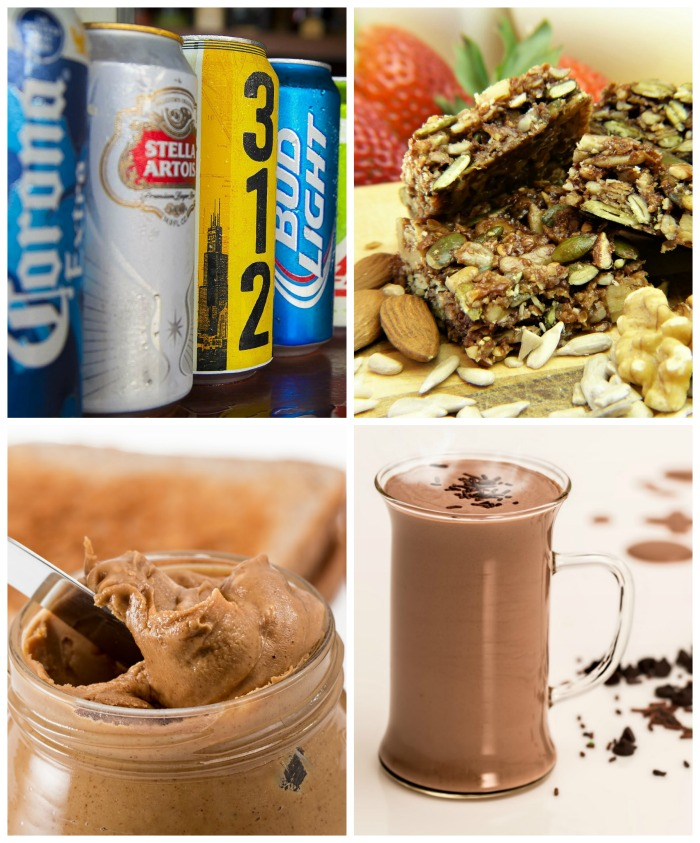 January national days to celebrate - Beer can awareness, granola bars, peanut butter and hot chocolate all have their own days.