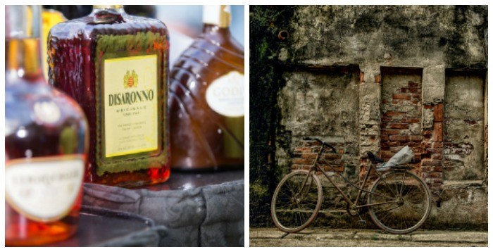 April celebrates National Amaretto Day and National bicycle day