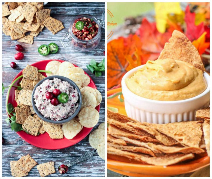 Party dips for the holidays