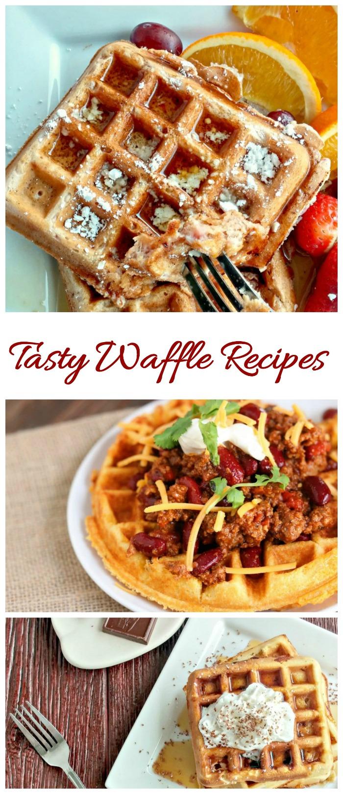 Tasty Waffle Recipes