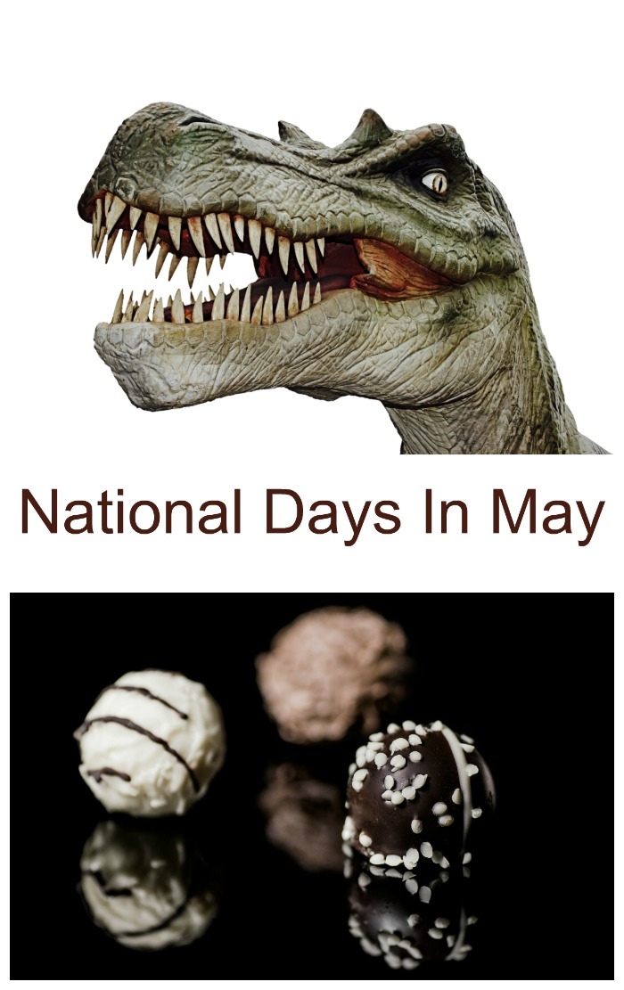 National Days in May