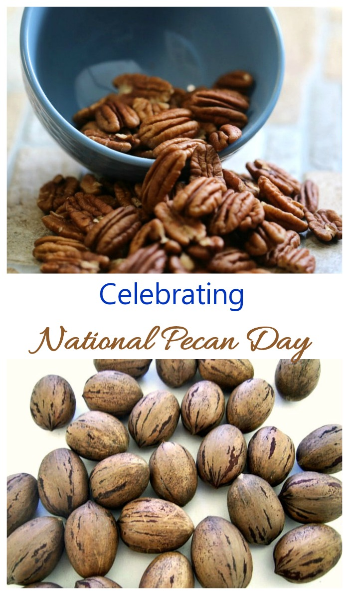 National Pecan day is April 14. Find out some fun facts and get some recipes to honor the day.