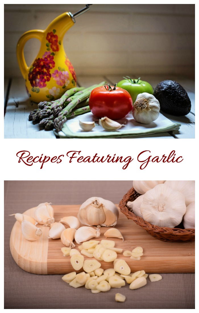 If you are a garlic lover, try one of these recipes that feature garlic as the star