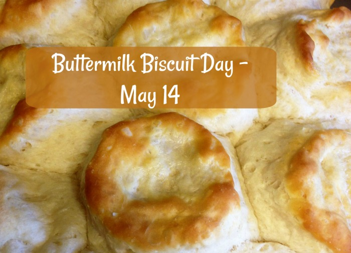 Buttermilk biscuits freshly cooked.